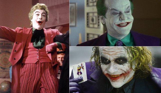 La historia del Joker a través de la pantalla