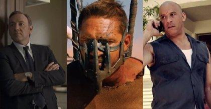 Fast & Furious 7, Mad Max, House of Cards... la semana en tráilers