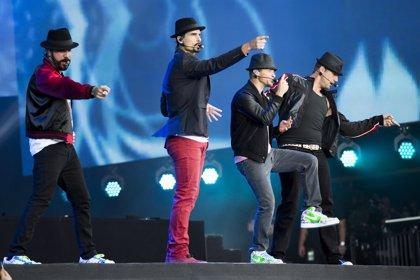 The Backstreet Boys celebran su 20 aniversario en el cine