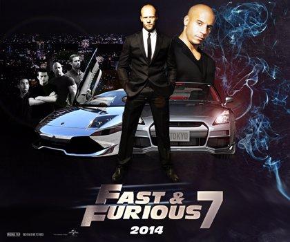 Nuevo tráiler internacional de Fast & Furious 7