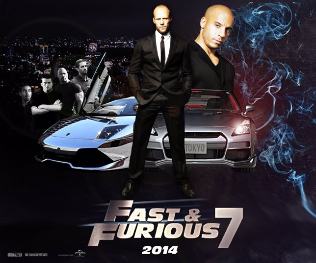 Cartel fast and furious 7