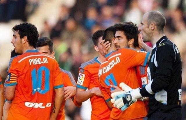 El Valencia derrota al Córdoba en El Arcángel