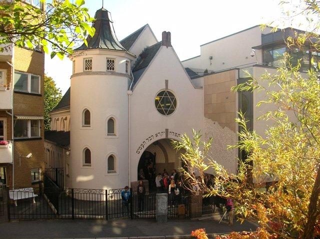 La sinagoga de Oslo