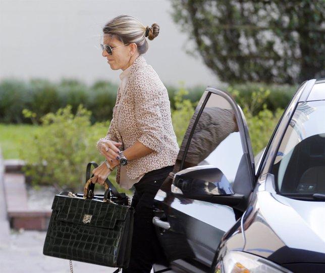 Sanda Arroyo, ex mujer de Nisman