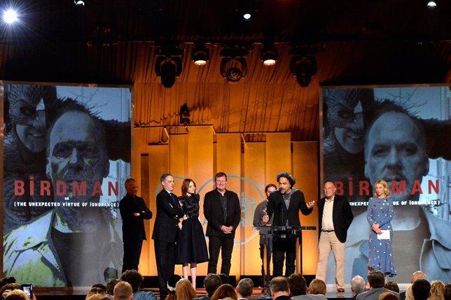 Birdman premiada en los Independent Spirit Awards