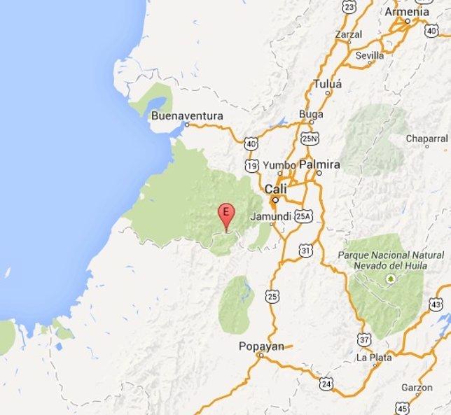 Nuevo sismo en Colombia