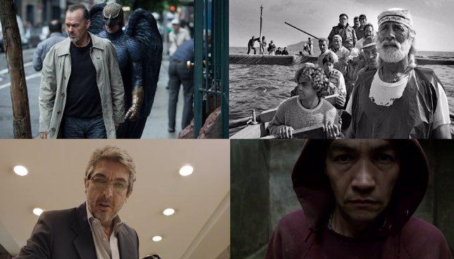 Películas latinoamericanas nominadas a los Oscar