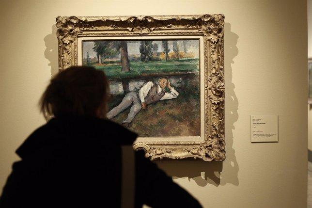 Primera restrospectiva de Cézanne en España