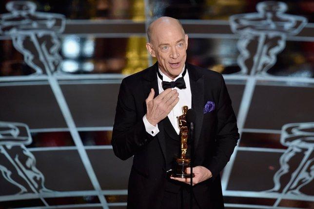 J.K. Simmons, Oscar al mejor actor secundario