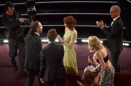 Mexicano Emmanuel Lubezki, Oscar a la mejor fotografía por 'Birdman'