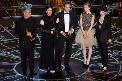 'Citizenfour', sobre Edward Snowden, Oscar al mejor documental