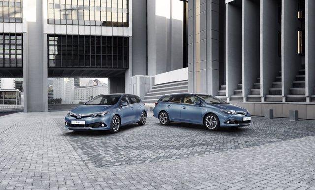 Toyota Auris y Auris Sports Touring