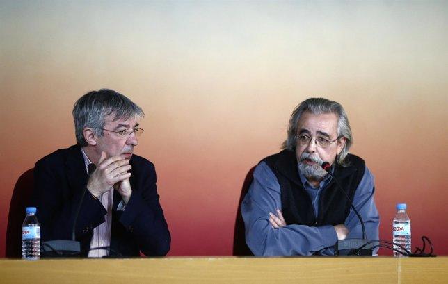 Ángel Pérez y Gregorio Gordo