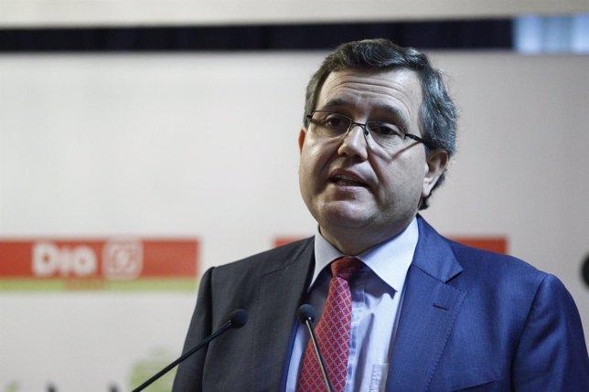 Ricardo Currás, consejero delegado de Dia