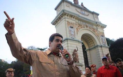 "Maduro promete ""firmeza absoluta, chillen los gringos o no"""
