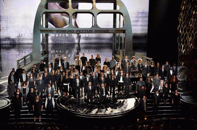 Glory, canción de la película Selma, premiada en los Oscar