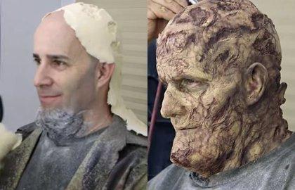 El líder de Anthrax se convierte en zombie para The Walking Dead