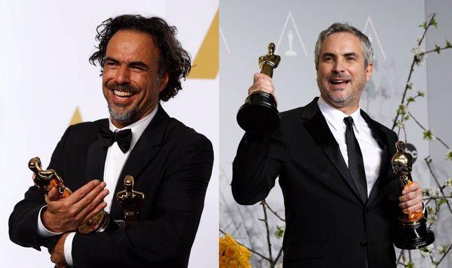 Directores Mexicanos Como Alejandro González Iñárritu Y Alfonso Cuarón