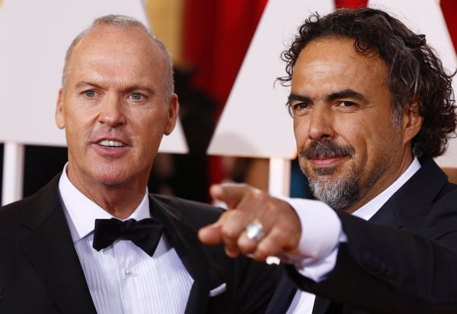 Michael Keaton, nominated for Best Actor for the film
