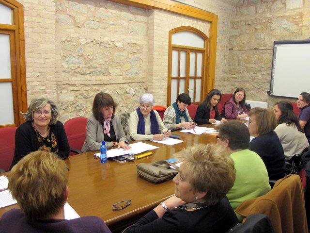 Reunión de la Comisión Ejecutiva del Comité Provincial de Igualdad