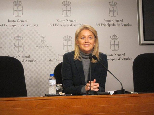 Cristina Coto, candidata presidencia de Foro