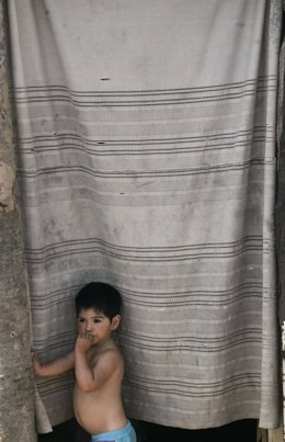 Desnutrición infantil en Argentina en 2007