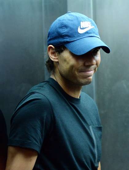Rafa Nadal llega a Buenos Aires para disputar el Argentina Open