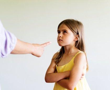 ¿Castigar a los niños?