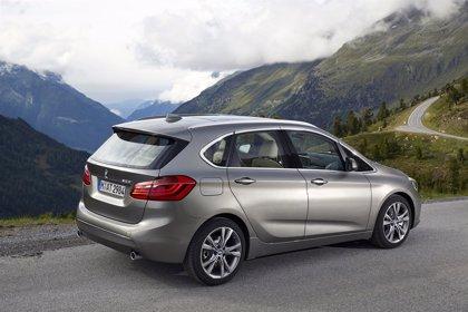 BMW Serie 2 Active Tourer: el coche familiar de BMW