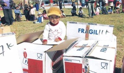 Madre Coraje envía en un año casi 400.000 kilos de ayuda a instituciones que atienden a empobrecidos en Perú