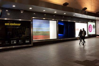 RSC.-El Corte Inglés de Preciados (Madrid) inaugura la exposición 'On Colour' dentro de las actividades de ARCO