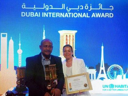 La ONG Alianza por la Solidaridad, premiada por la ONU