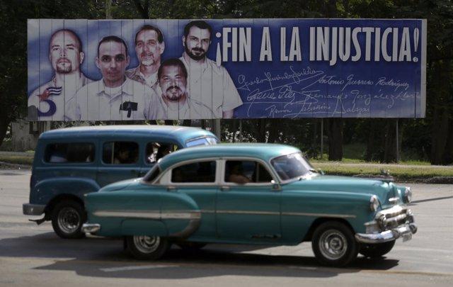 Cuba celebra el restablecimeinto de las relaciones con EE.UU.