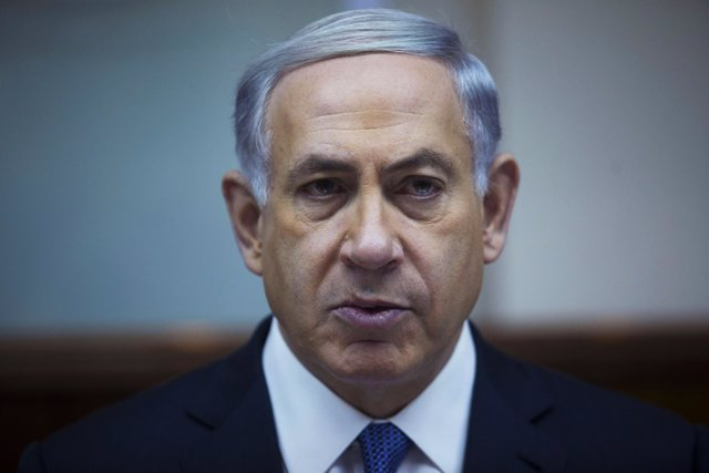 El primer ministro israelí, Bejamin Netanyahu