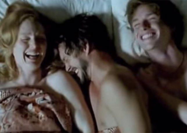 Eddie Redmayne y Julianne Moore, los ganadores del Oscar que compartieron cama