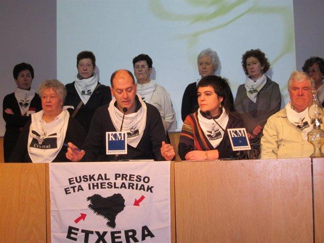 Representantes de Etxerat