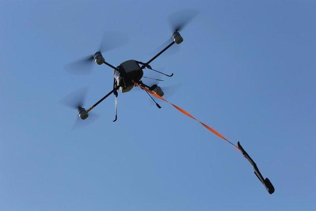 Avión no tripulado, drone