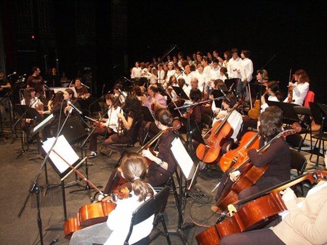 Concierto de orquesta