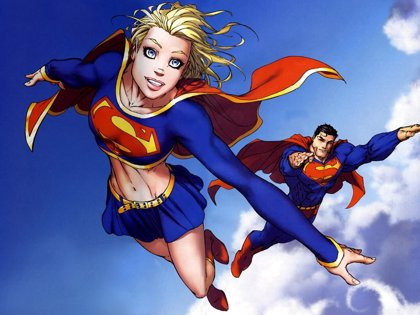 ¿Estará Superman en Supergirl?