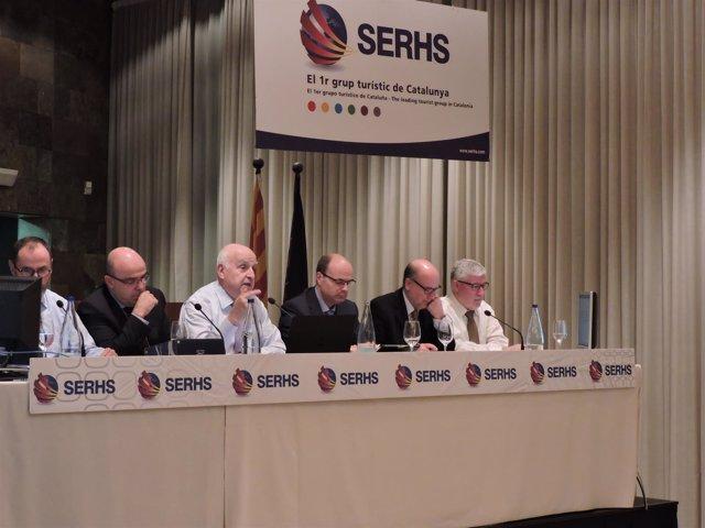 Junta de accionistas Grupo Serhs