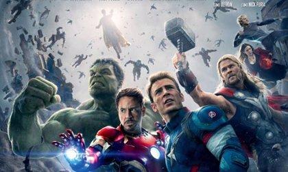 ¿Qué superhéroe se esconde en el nuevo póster de Los Vengadores: La era de Ultrón?