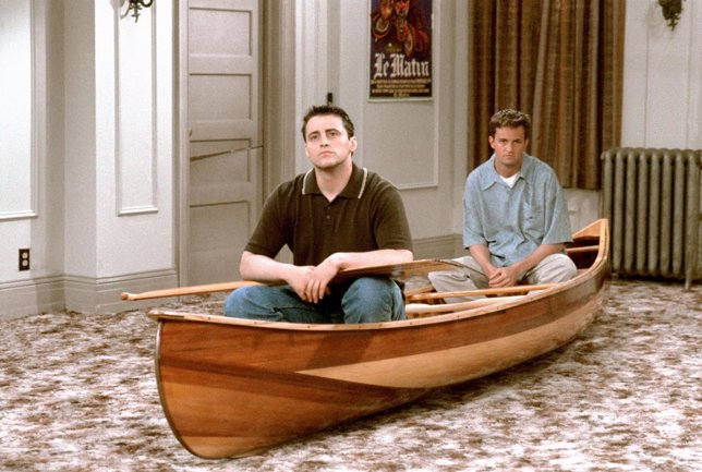 Friends: ¿Cuánto dinero le debe Joey a Chandler?