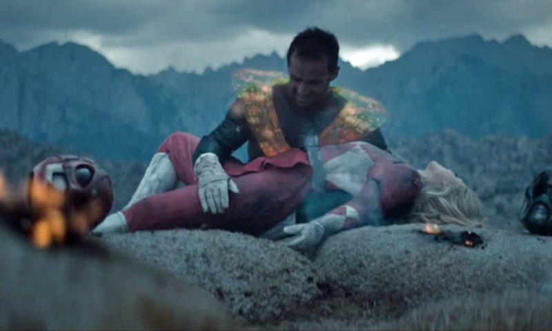 Sangrienta y oscura reinvención de los Power Rangers