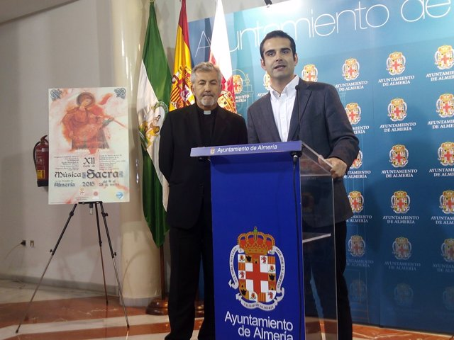 Fernández Pacheco presenta el Ciclo de Música Sacra