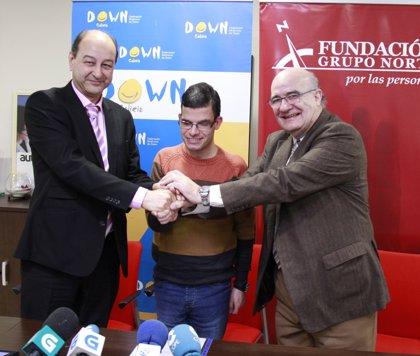 RSC.-Fundación Grupo Norte promueve la contratación de personas con discapacidad