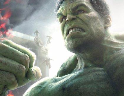 Hulk se cabrea en el nuevo póster de Los Vengadores: La era de Ultrón
