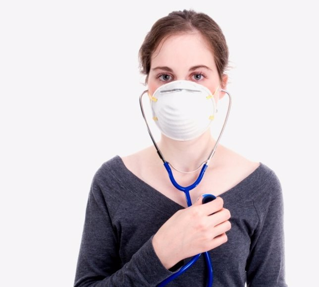 Hipocondriaco, hipocondria, mujer miedo a la enfermedad