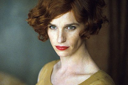 Primera imagen de Eddie Redmayne como mujer en The Danish Girl