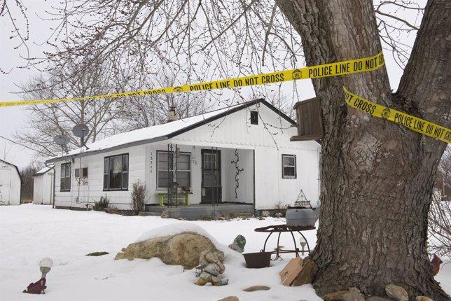 Mata a siete personas en  Missouri