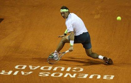Nadal cae eliminado en el cuadro de dobles de Buenos Aires